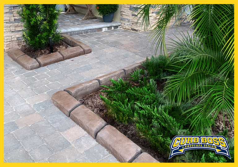 Curb Boss - Moroccan Natural Stone - Tangier Slate